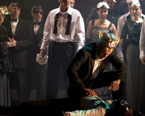 Доктор Живаго, спектакль.