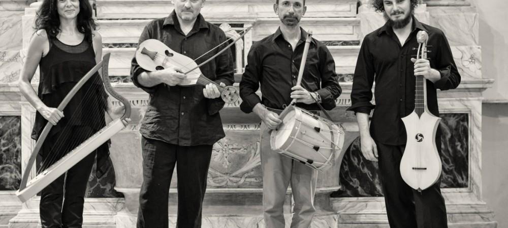 Micrologus, ансамбль старинной музыки (италия), концерт.