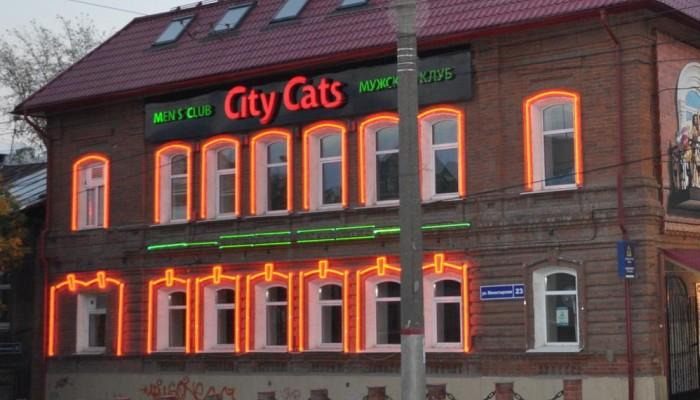 City Cats, мужской клуб | Сити Кэтс