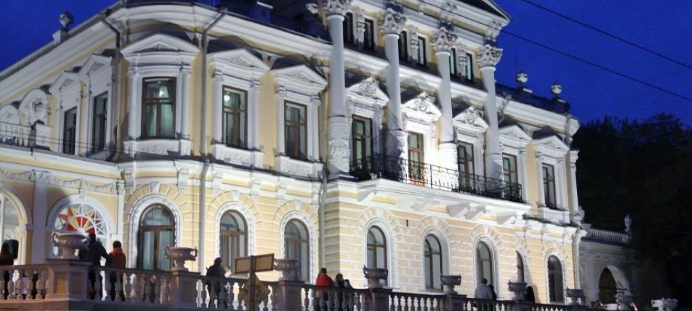 Ночь искусств - Дом Мешкова