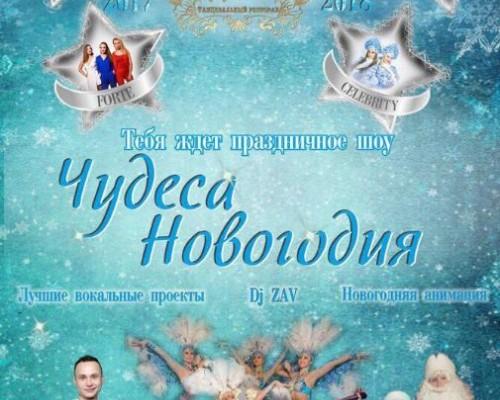 Чудеса Новогодия, вечеринка в Одессе