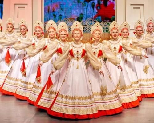 Русское фольклорное шоу «Золотое кольцо» / Golden Ring Show