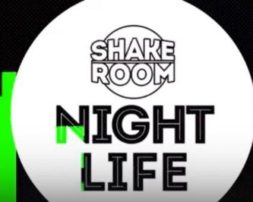 Night life Shake Room, вечеринка в Shake Room