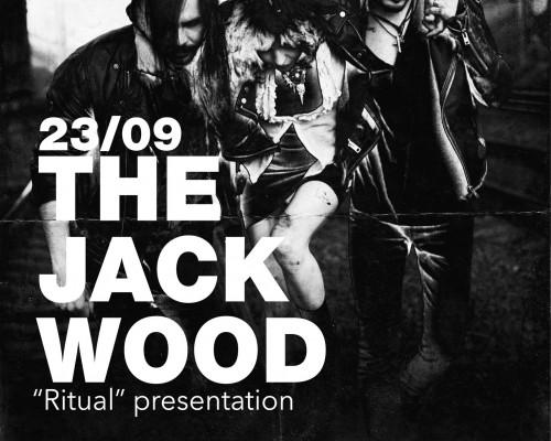 The JACK WOOD, концерт-вечеринка.