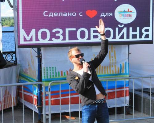 Stand Up Perm на Набережной, концерт