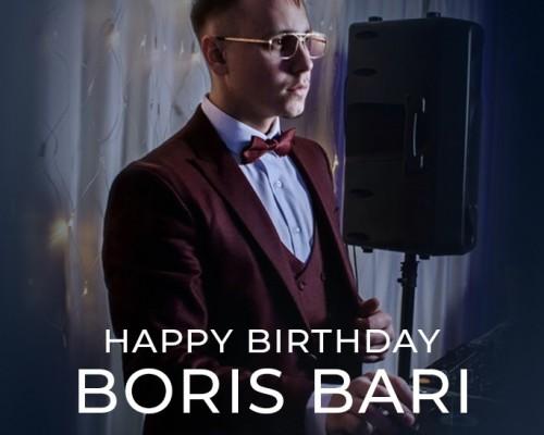 Праздник в честь Дня Рождения Бориса Бари в Облаках