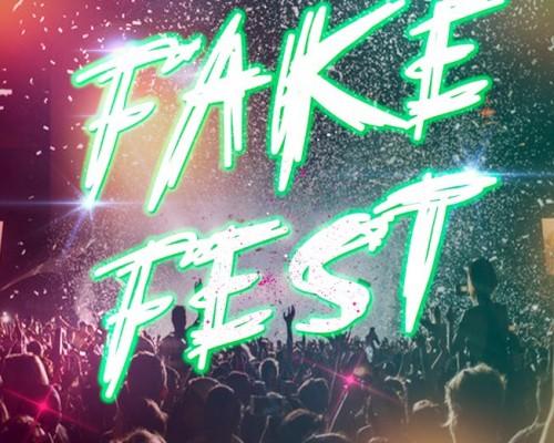 FAKE FEST, вечеринка в Fake Bar