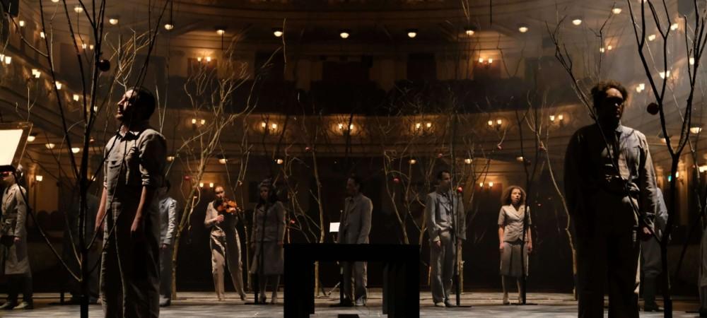 cantos, опера