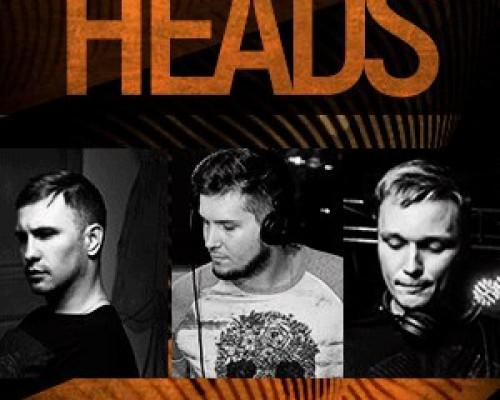 CRAZY HEADS, вечеринка в Перми