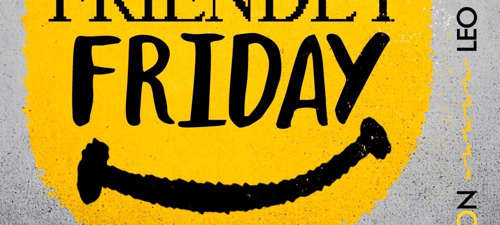 Friendly Friday, вечеринка