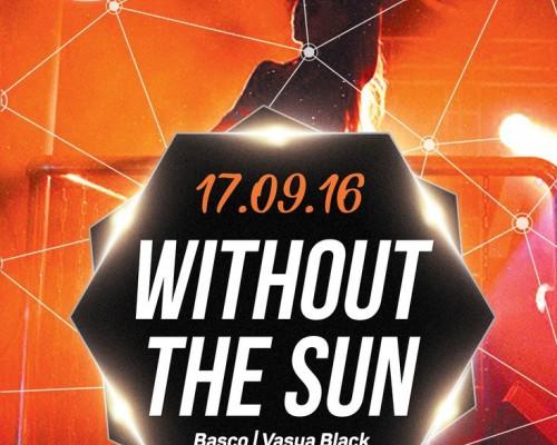 Without The Sun, вечеринка в Перми.