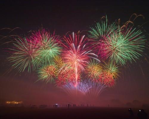 Звездопад, VIII международный фестиваль фейерверков