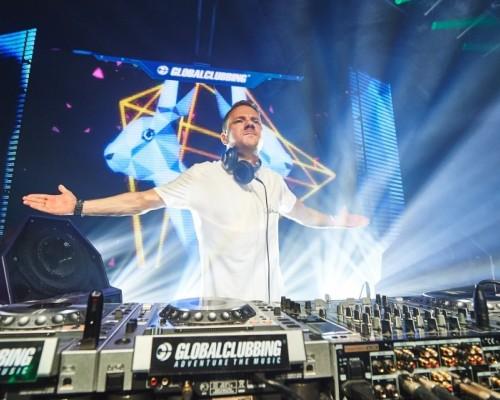 Молодёжный Open-air | DJ SMASH 10 сентября в Перми
