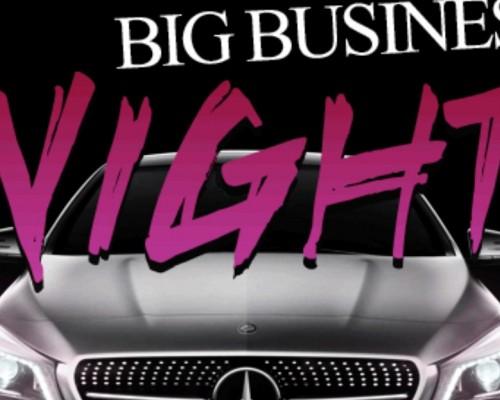 BIG BUSINESS NIGHT, вечеринка в клубе Дым