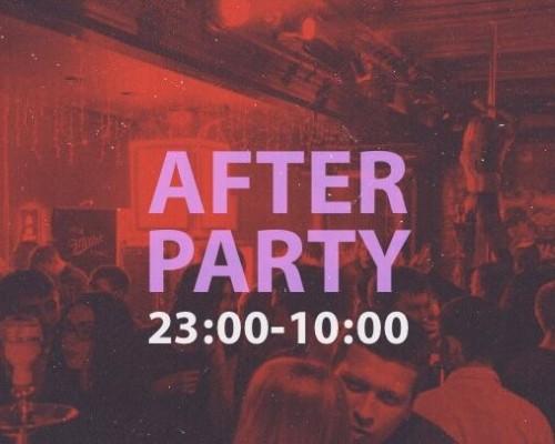 AFTER PARTY, в ЗаяБар в Перми