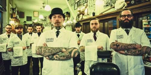 Barbershop | Мужские парикмахерские