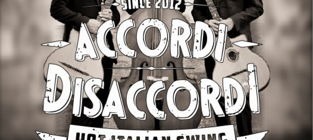 Accordi Disaccordi, концерт в Типографии в Перми
