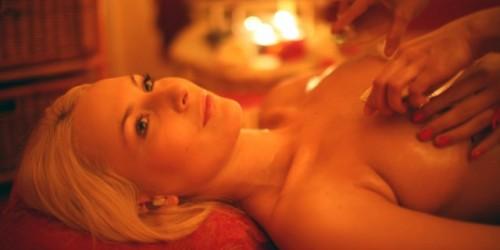 Эротический массаж.