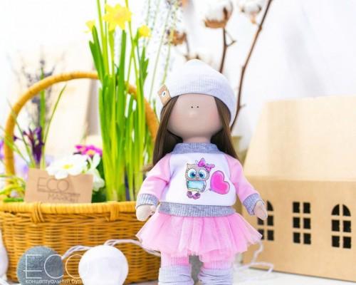 Мастер-класс «Интерьерная кукла»