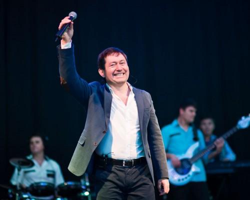 Айдар Галимов, концерт.