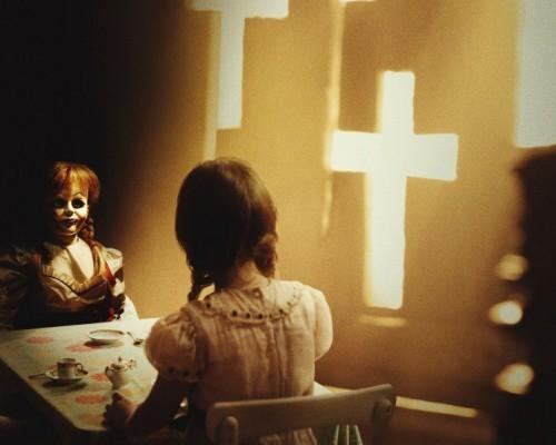 Проклятие Аннабель: Зарождение зла, фильм ужасов в кинотеатрах Перми