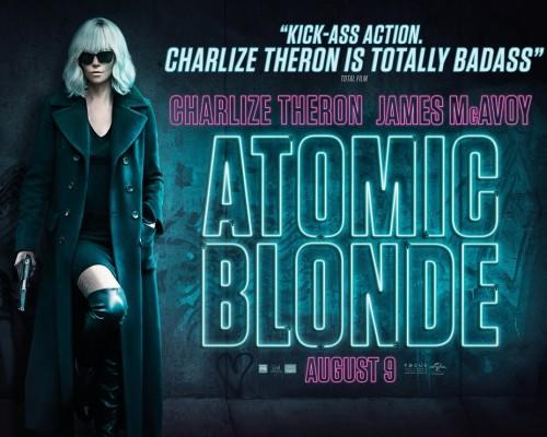 Взрывная блондинка, кино в Перми