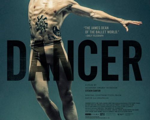Танцовщик, документальный фильм.