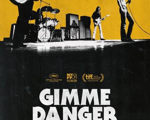 Gimme Danger. История Игги и The Stooges, кино в Перми.