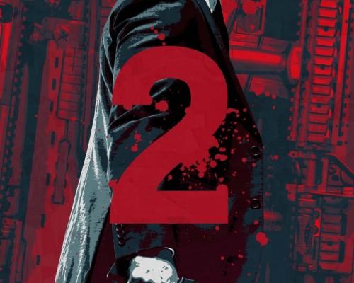 Джон Уик 2, кино в Перми.