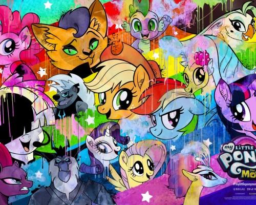 My Little Pony в кино, мультфильм