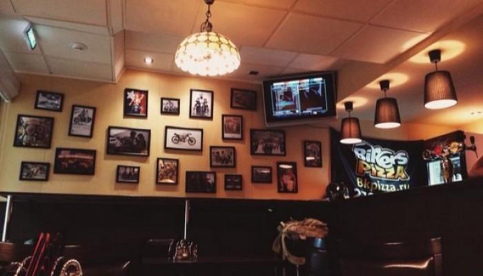 Biker pizza, кафе-бар