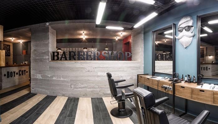 Boy Cut, barbershop | Бой Кат мужская парикмахерская в Перми
