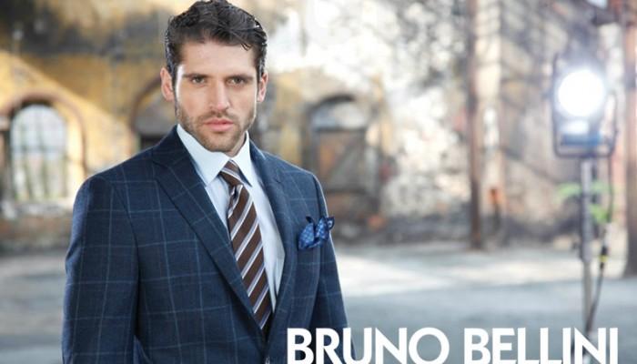 Bruno Bellini, бутик мужской одежды.