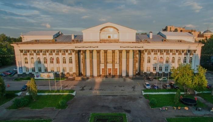 Мотовилиха (ДК Ленина), культурно-деловой центр.