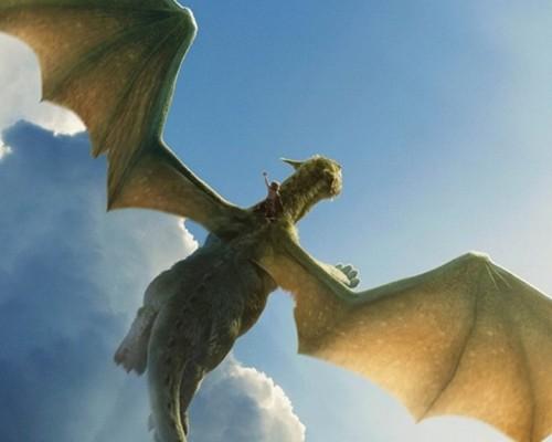 Пит и его дракон, ФИЛЬМ.