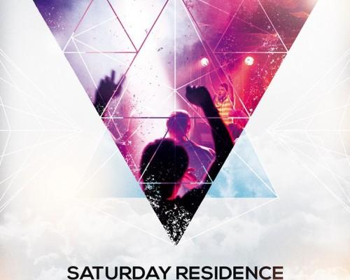 Saturday Residence, вечеринка.
