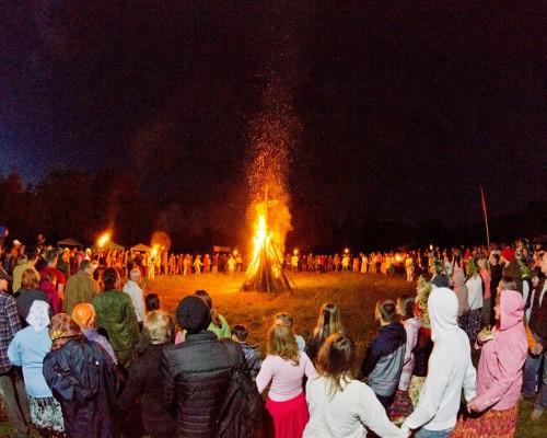КУПАЛА – ПЕРМЬ, праздник славянской культуры.