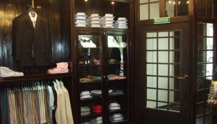 Richmen, магазин мужской одежды.