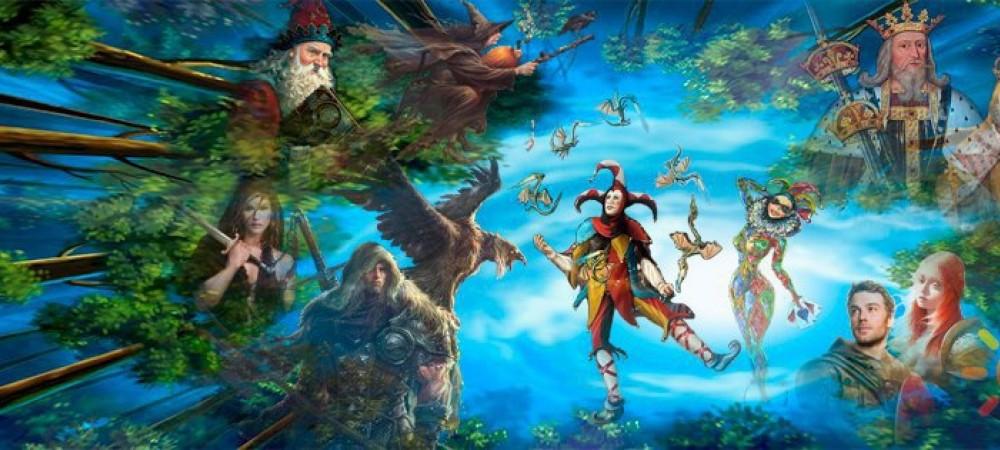 В гостях у сказки..., семинары-проживание сказки