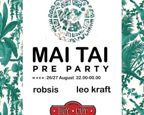 Pre party в MAI TAI
