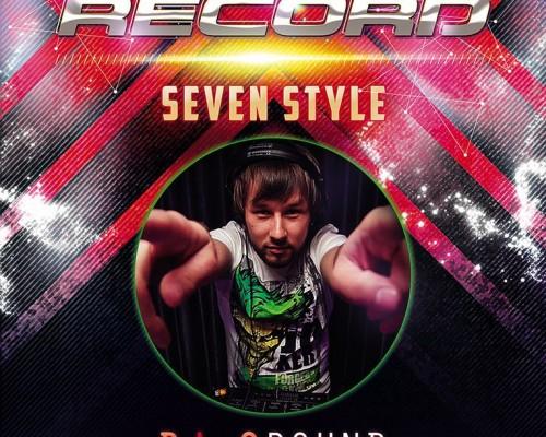 RECORD PARTY|SEVEN STYLE,вечеринка в перми.
